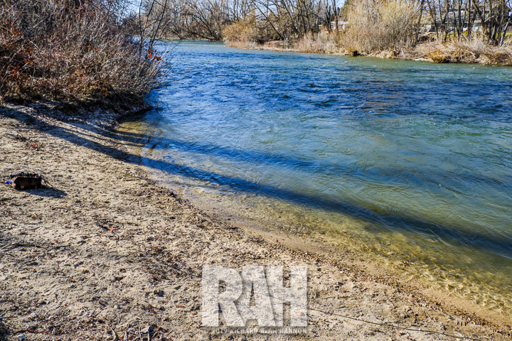 Comparing Sounds of the Boise River – Richard Alan Photography